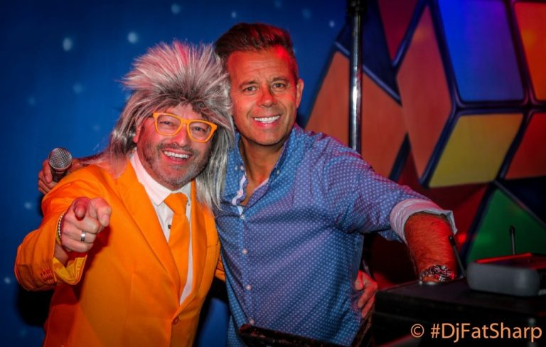 Pat Sharp and Fat Sharp